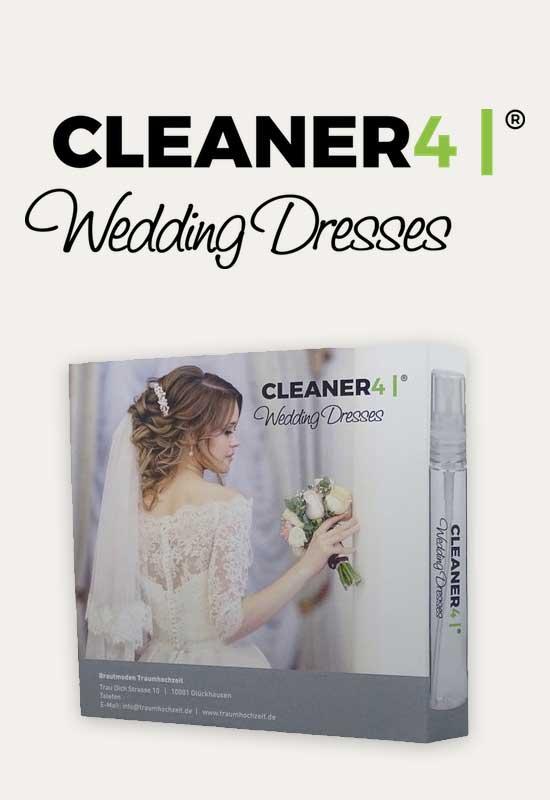 Cleaning-Set bei Brautmoden Tirol Mieming