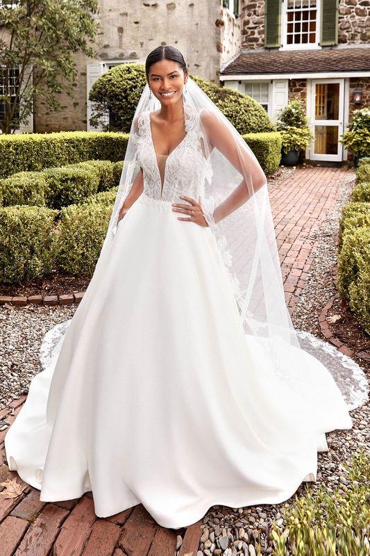 Brautkleid von Sincerity bei Brautmoden Tirol