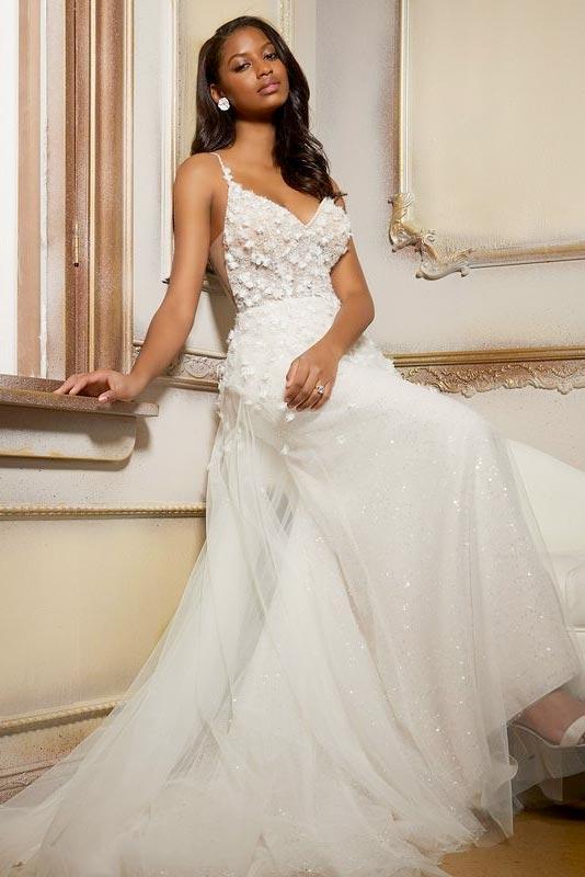 Brautkleider von Morilee bei Brautmoden Tirol Mieming