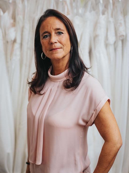 Alexandra Klotz - Mitarbeiterin Brautmoden Tirol