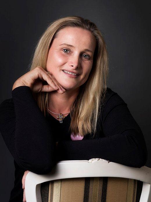 Gerti Zimmermann - Mitarbeiterin Brautmoden Tirol